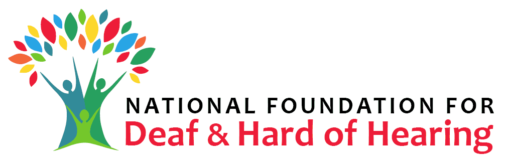 National Foundation for Deaf and hard of hearing